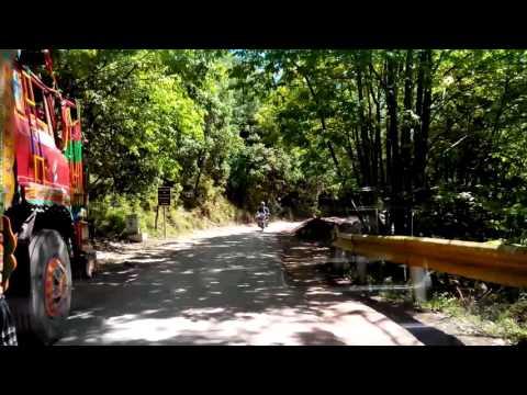 road to patriata
