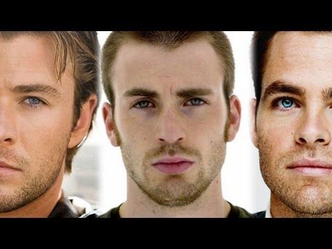 Chris Pine Vs Chris Evans Vs Chris Hemsworth: Actor Showdown