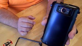 Fitting Otterbox Defender on my Motorola Droid Turbo