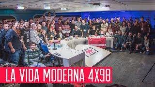 La Vida Moderna 4x98...es usar el palo del selfie para varear olivos