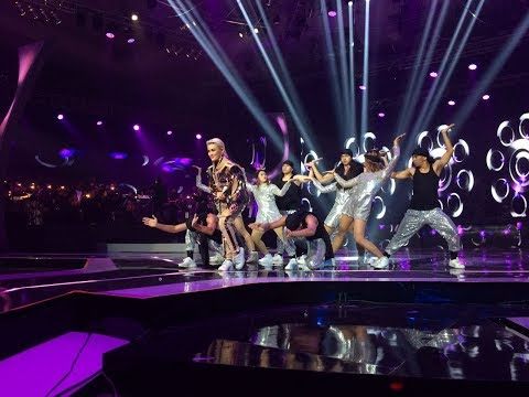 HUT SCTV 27 | Agnez Mo - Hide And Seek