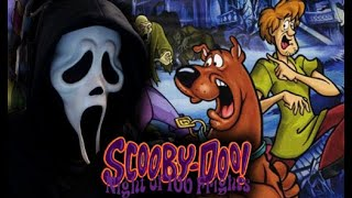 Ghostface Plays Scooby-Doo! Night of 100 Frights