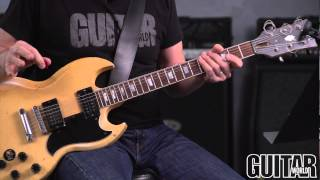 String Theory - E Minor Hexatonic Scale Studies with Jimmy Brown