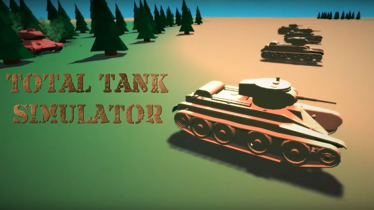 TOTAL TANK SIMULATOR - Download (game by Noobz from Poland 2016 ...