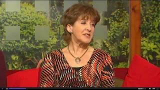 Alan Early & Jane Alger on Ireland AM, TV3 7/Feb/2012