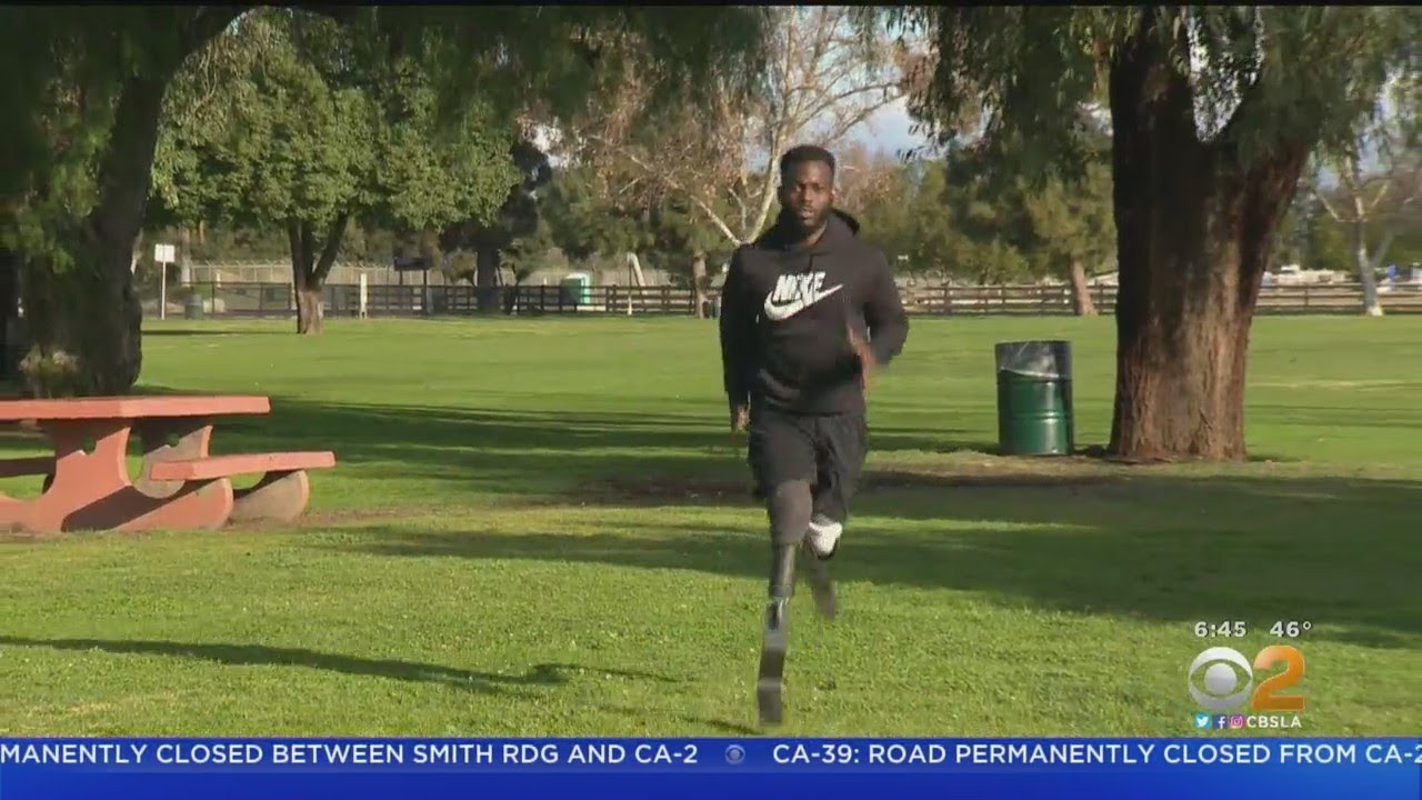 Famed Runner Blake Leeper In Legal Fight To Compete In Tokyo Olympics