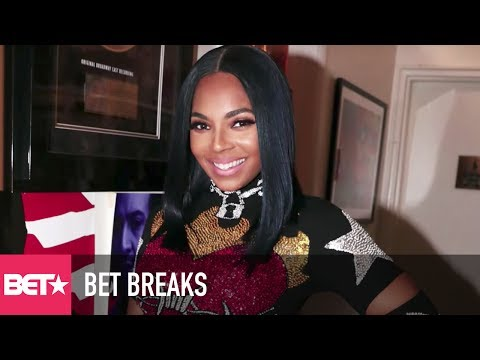 Ashanti Teases New Music - BET Breaks