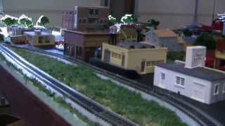HO Scale RR for Memorial Hospital Chattanooga, TN
