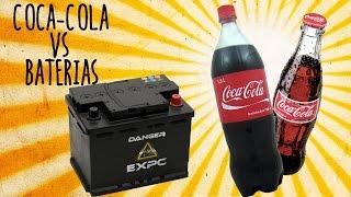 ¿La Coca Cola limpia las baterías de coche? - Desvelando Mitos