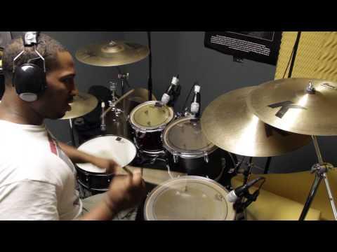 Pitbull ft. Chris Brown - Fun (Drum Cover)
