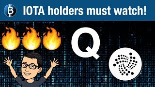 ALL IOTA HOLDERS MUST WATCH... What is Qubic and why it's a HUGE deal!