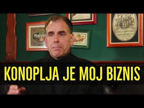 Dzon Bosnic - Konoplja je nasa najveca sansa za BIZNIS - Intervju NOVO 2018 - 2019