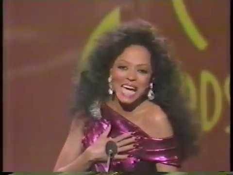 Diana Ross -  Hosting The 14th American Music Awards [1987] Mp3