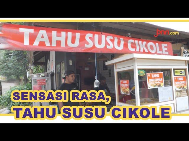 Tahu Susu Cikole, Camilan Khas Wisatawan - JPNN.com