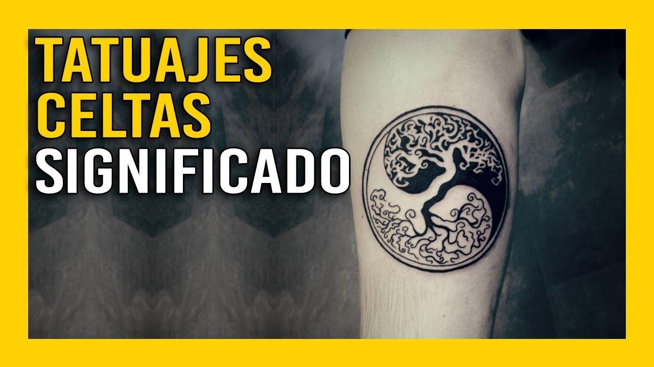 Tatuajes Celtas Para Hombres Y Su Significado Símbolos