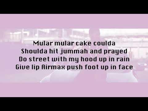 DigDat - Tactics Lyrics Video
