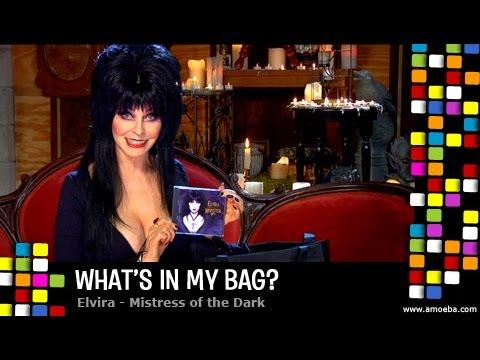 Elvira - What's In My Bag?