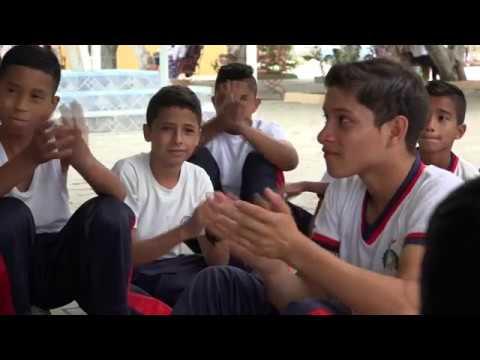 Congreso Cantonal Juvenil Soy Joven Chone 2017