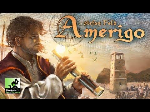 Amerigo Gameplay Runthrough