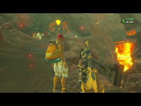 Breath of the Wild - Ramella gem trade and RNG