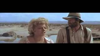 THE SCALPHUNTERS (1968) - trailer
