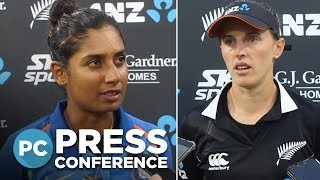 'We definitely want to make it 3-0' - Mithali Raj