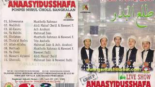 Full Album Anaasyidusshafa PP Nurul CholiI Live _ Album IKHWANANA The Best Musik Sholawat