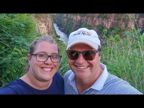 Zimbabwe 2017 | Travel Vlog | Thalia and John