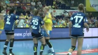 HBF   HC Leipzig vs  HSG Blomberg Lippe Sportdeutschland TV