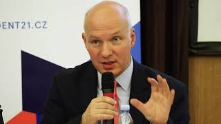 Sestřih debaty prezidentských kandidátů v Plzni 28.11.2017