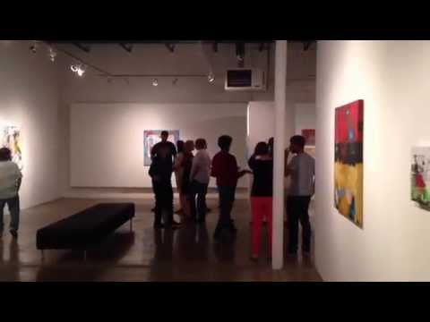Chaos Control Art Gallery Exhibit Shawn McNulty Jack Dale Artists Abstract