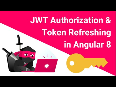 🔑 JWT Authorization | Angular Router Guards | Token Refresh