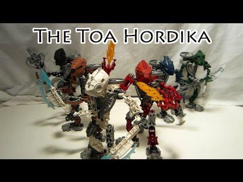 Eljay's Recap Review: The Toa Hordika