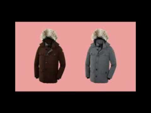Canada Goose coats outlet shop - Canada Goose Banff Parka From styleleading.com - YouTube
