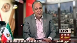 دزدی تلویزیون اندیشه از کانال یک و شهرام همایون