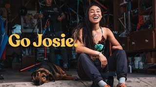 Go Josie. – The Self-Discovery of Parathlete Josie Fouts