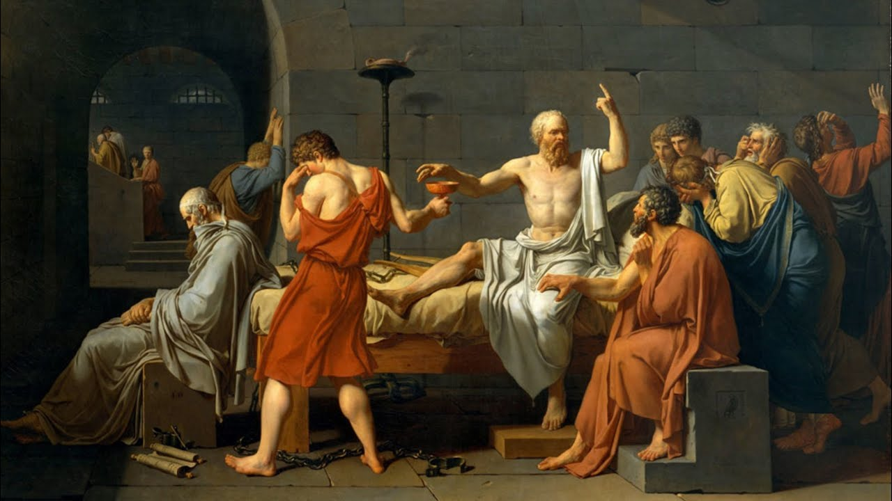 The Apology of Socrates by Plato - YouTube