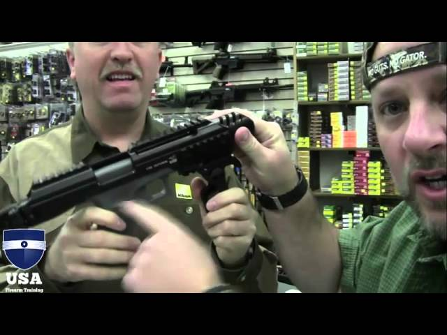 Glock Short Rifle Stock Conversion Kit by Fab Defense
