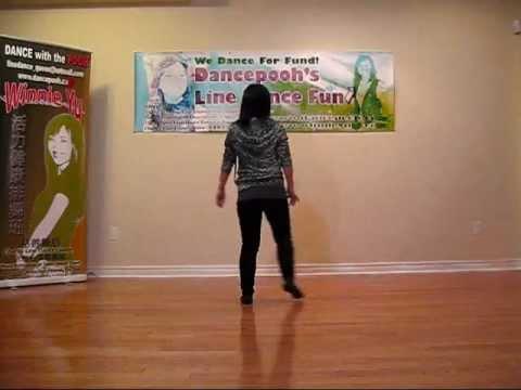Boogie Nights - Line Dance (Walk Thru & Danced)