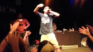Kerser - Deadset 2 live @ Fowlers