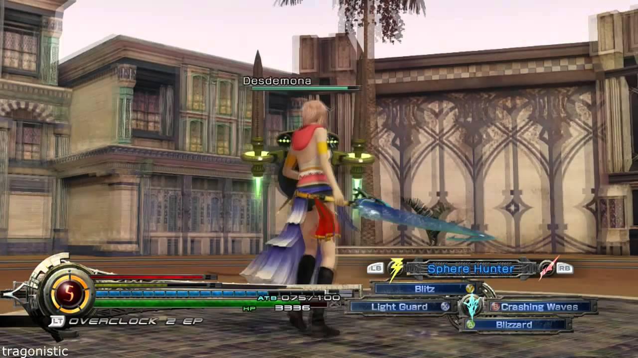 lightning returns final fantasy xiii pc crashes