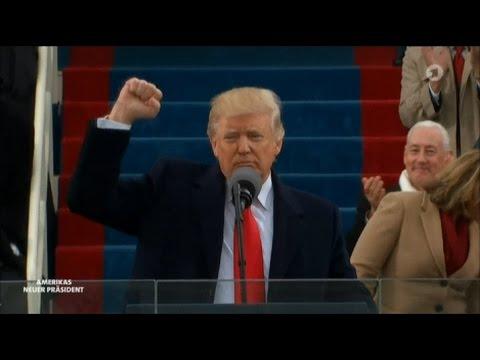 Amtsantritt Trump