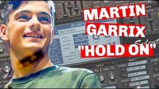 Sylenth1 Tutorial: Martin Garrix, Matisse & Sadko feat. Michel Zitron - Hold On (Lead Remake 2020)