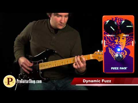 Dunlop JHM1 Jimi Hendrix Fuzz Face
