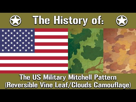 The History Of: The US Military Mitchell Pattern | Uniform History