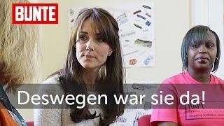 Herzogin Kate - Das geschah hinter den Gefängnismauern  - BUNTE TV