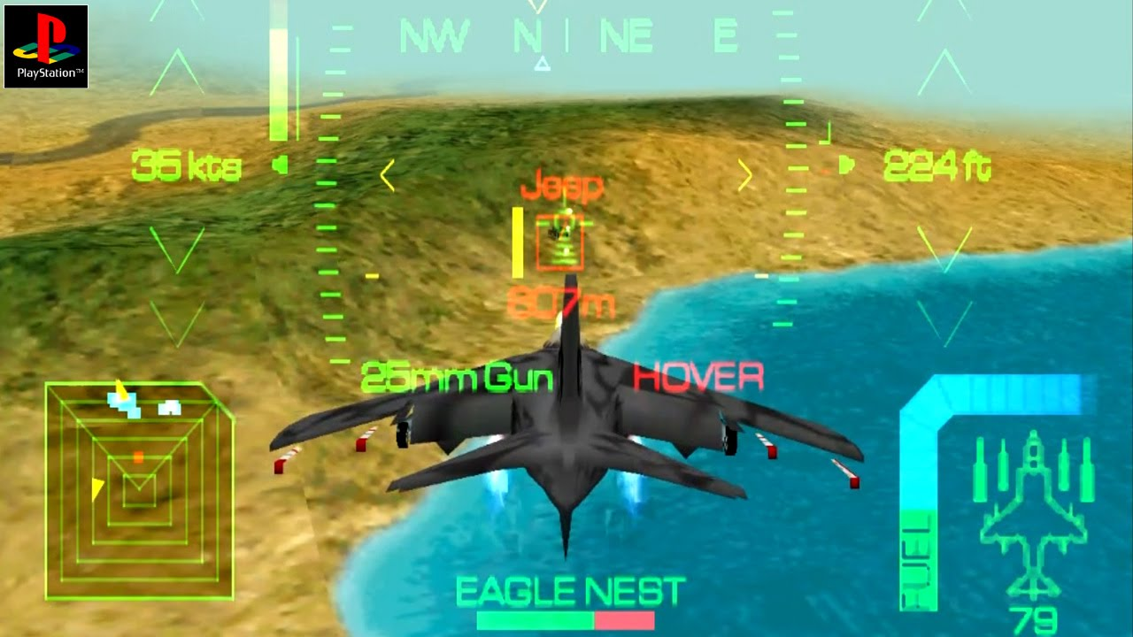 Eagle One PS1 ROM #10
