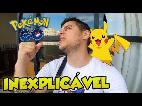 INEXPLICÁVEL O SENTIMENTO DE FELICIDADE! EVENTO HOENN   Pokémon Go Em Busca dos Melhores (Parte 105) thumbnail