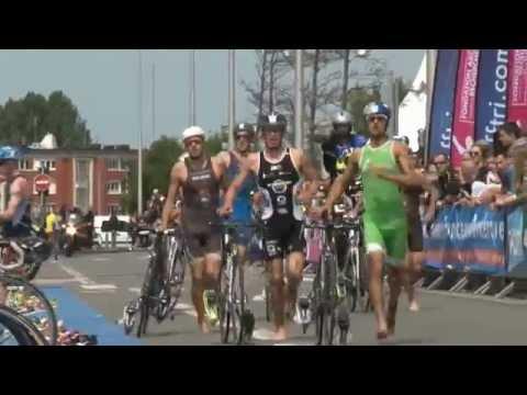 Dunkerque Resume Grand Prix de Triathlon  2014