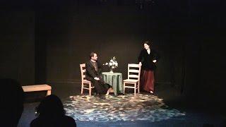Rosmersholm by Henrik Ibsen, Rehearsal & Act 1, May 10 & June 9, 2010